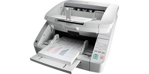 Canon, Inc imageFORMULA DR-G1130 Production Sheetfed Scanner (130 ppm) (260 ipm Mono/200 ipm Color) (24 bit Color/8 bit Grayscale) (12