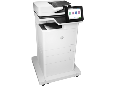HP M632FHT LaserJet Enterprise MFP