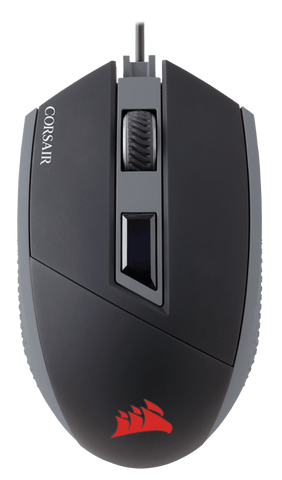 Corsair Gaming KATAR Mouse Blk LED
