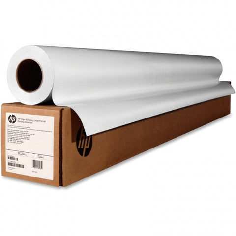 "HP Everyday Matte Polypropylene (24"" x 100' Roll, 2-Pack)"