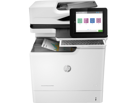 HP M681f Color LaserJet Enterprise MFP