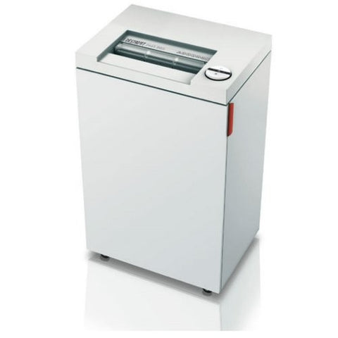 MBM Destroyit 2465 Level P-2 Deskside Strip-Cut Shredder
