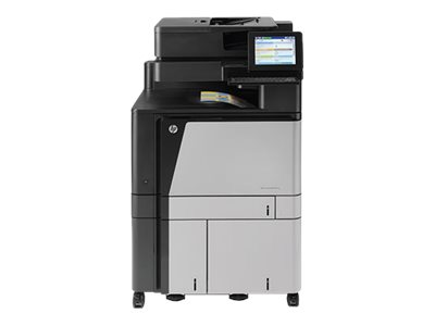 HP Color LaserJet Managed flow MFP M880zm+