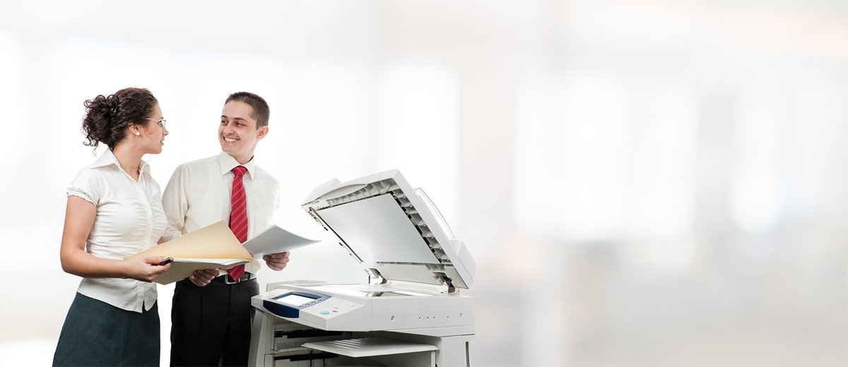 Office Copiers, Printers & Scanners in Toronto