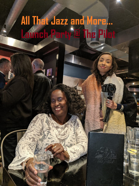 Cool All That Jazz and More Launch Party Pics... Double click image to see the video