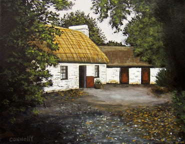 A Yard in Bunratty - SOLD