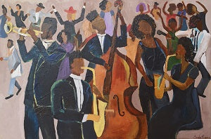 All that Jazz Limited Edition Print