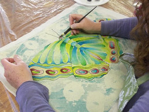 Modern Batik Art Beginners Workshop