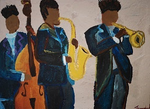 Jazz  Parade Limited Edition Print