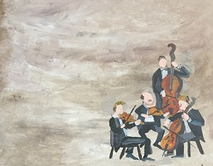 String Quartet Limited Edition Print