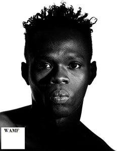 Baaba Maal, Limited Edition Print, signed by the celebrity photographer