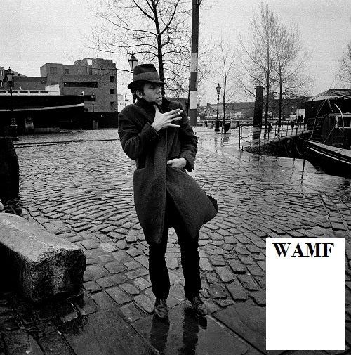 Tom Waits, London, 1981, Limited Edition Print, signed by the celebrity photographer