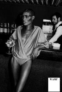 Grace Jones, Studio 54, New York, 1981, Limited Edition Print, signed by the celebrity photographer