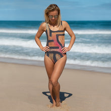 One-Piece Swimsuit - Art Masters Inspired - Paul Klee