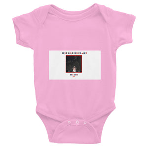 Infant Bodysuit -  Help Save Our Planet, Please!