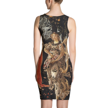 Sublimation Cut & Sew Dress - Art Masters Inspired - Botticelli