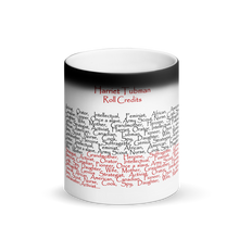 Harriet Matte Black Magic Mug