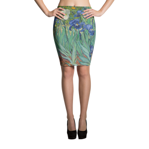 Pencil Skirt - Art Masters Inspired