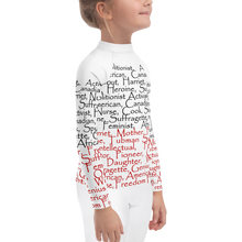 Harriet Kids Rash Guard
