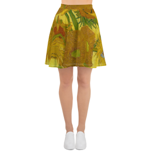 Skater Skirt - Art Masters Inspired