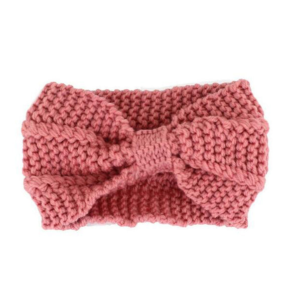 Ear Warmer - Dusty Rose