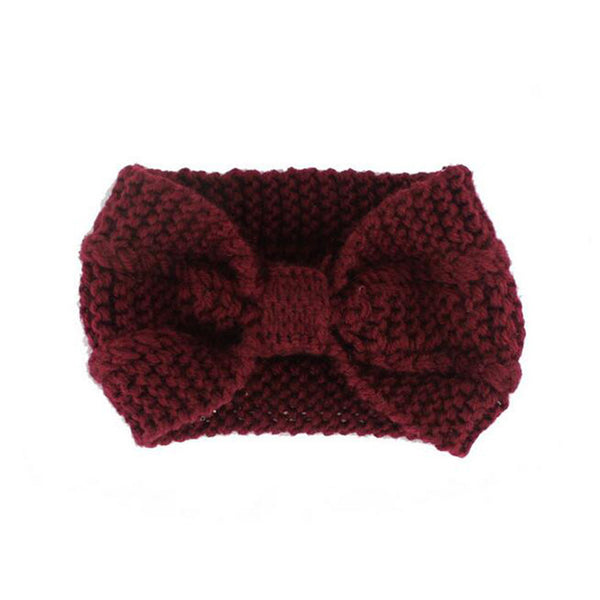 Ear Warmer - Burgundy