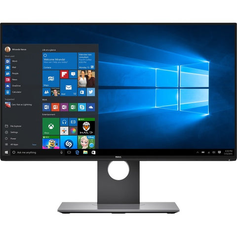 "Dell Dell UltraSharp U2417H 24"" LED LCD Monitor - 16:9 - 6 ms"