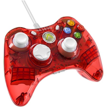 Bitswift Rock Candy Wired Controller for Xbox 360