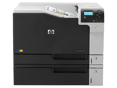 HP LaserJet Enterprise M750n Color Laser Printer