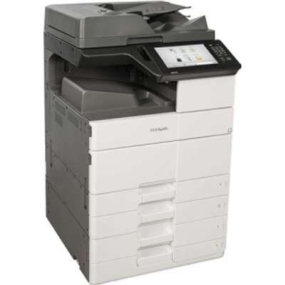 Lexmark MX911DTE - MULTIFUNCTION - MONOCHROME - LASER - COPYING, FAXING,