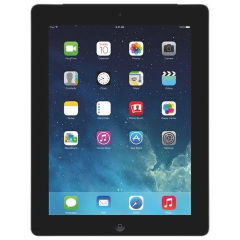 e-Replacements iPad 4 16GB Black Refurbished