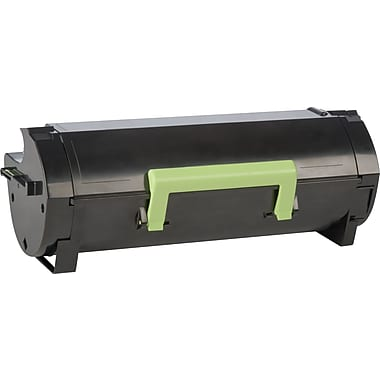 Lexmark (501H) MS310 MS312 MS315 MS410 MS415 MS510 MS610 High Yield Return Program Toner Cartridge (5000 Yield)