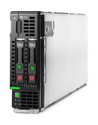 HPE ProLiant BL460c Gen9 E5-2620v3 1P 16GB-R H244br Entry Server