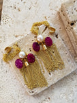 Micaela Earcuff And Tassels