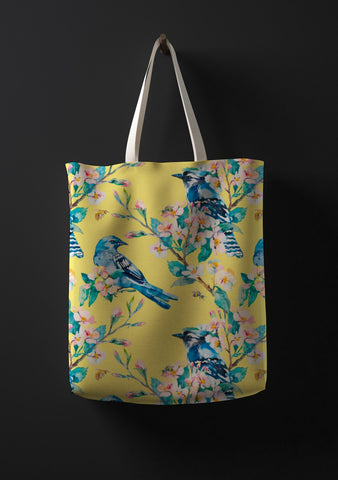 Tote Bluejay