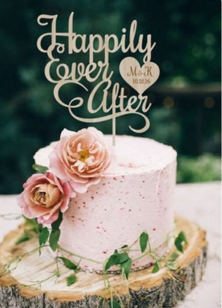 Topper Happily Ever After