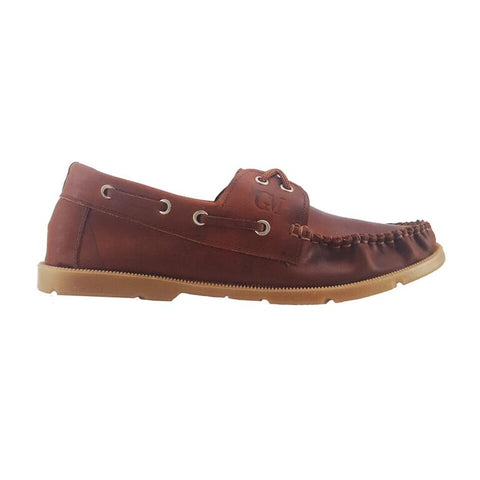 GM Boat Shoes Vino