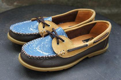 Gimoni Boat Shoes Limited Edition.