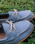 Gimoni Boat Shoes Azul