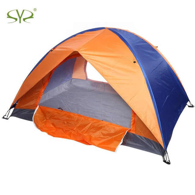 SHENGYUAN Water Resistant Camping Tent Tabernacle Sleeping Equipment Double LayersCamouflage Four-season Tent For Outdoor - Getbackpacking365.com