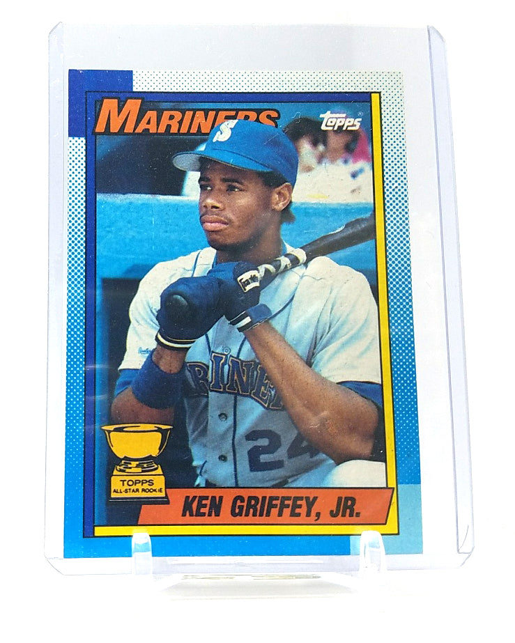 Ken Griffey Jr All Star Rookie Card