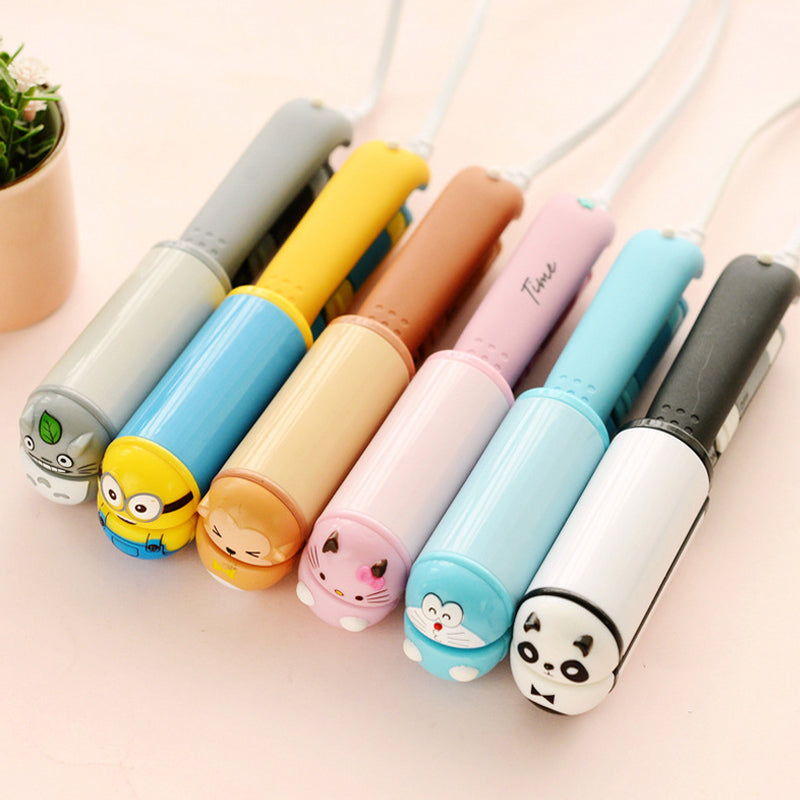 Mini Straightener Cartoon Hair Tool