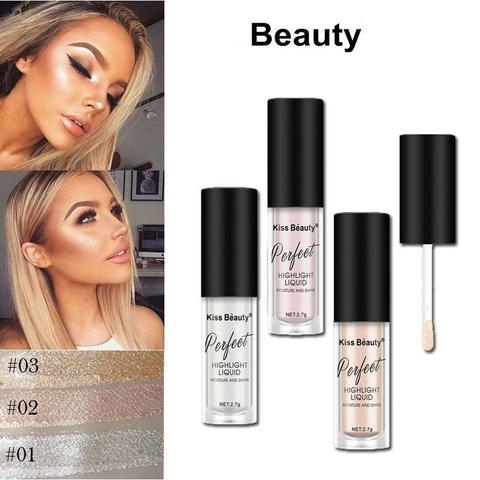 Makeup Highighter Contouring Face Brightener Concealer Liquid