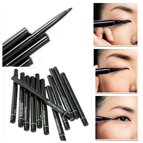 Retractable Rotary Eyeliner Pen
