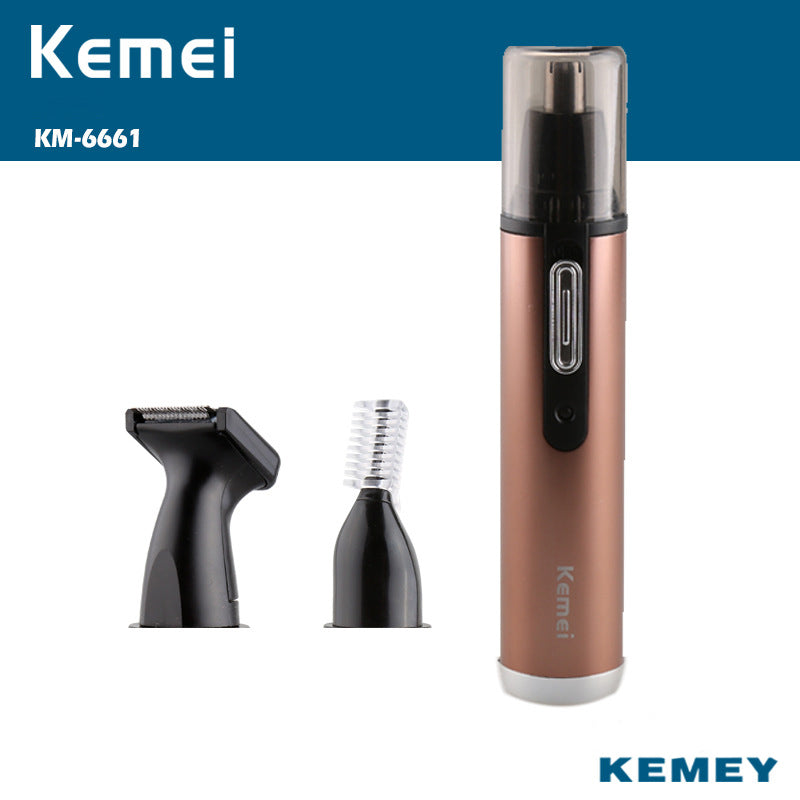 Kemei Electric Shaving Nose Hair Trimmer