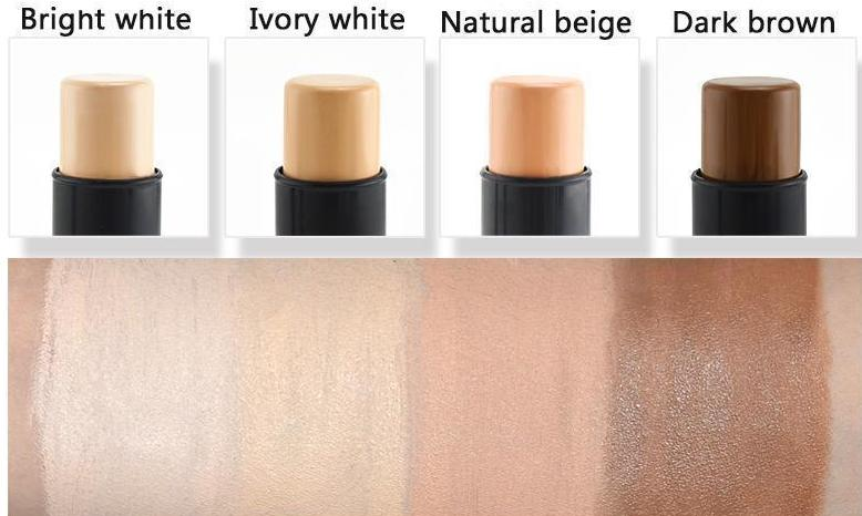 Face Concealer Palette Cream Makeup Pro