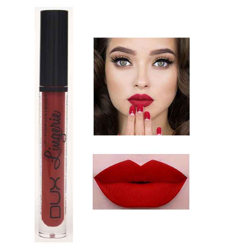 New 15 Colors Lipstick Lip Lingerie Matte Liquid Lipstick