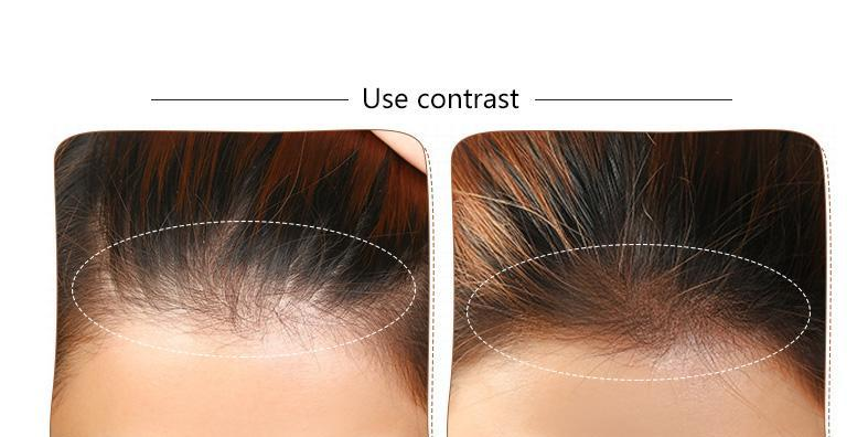 Thin Hair Makeup Hair Concealer Root Cover Up