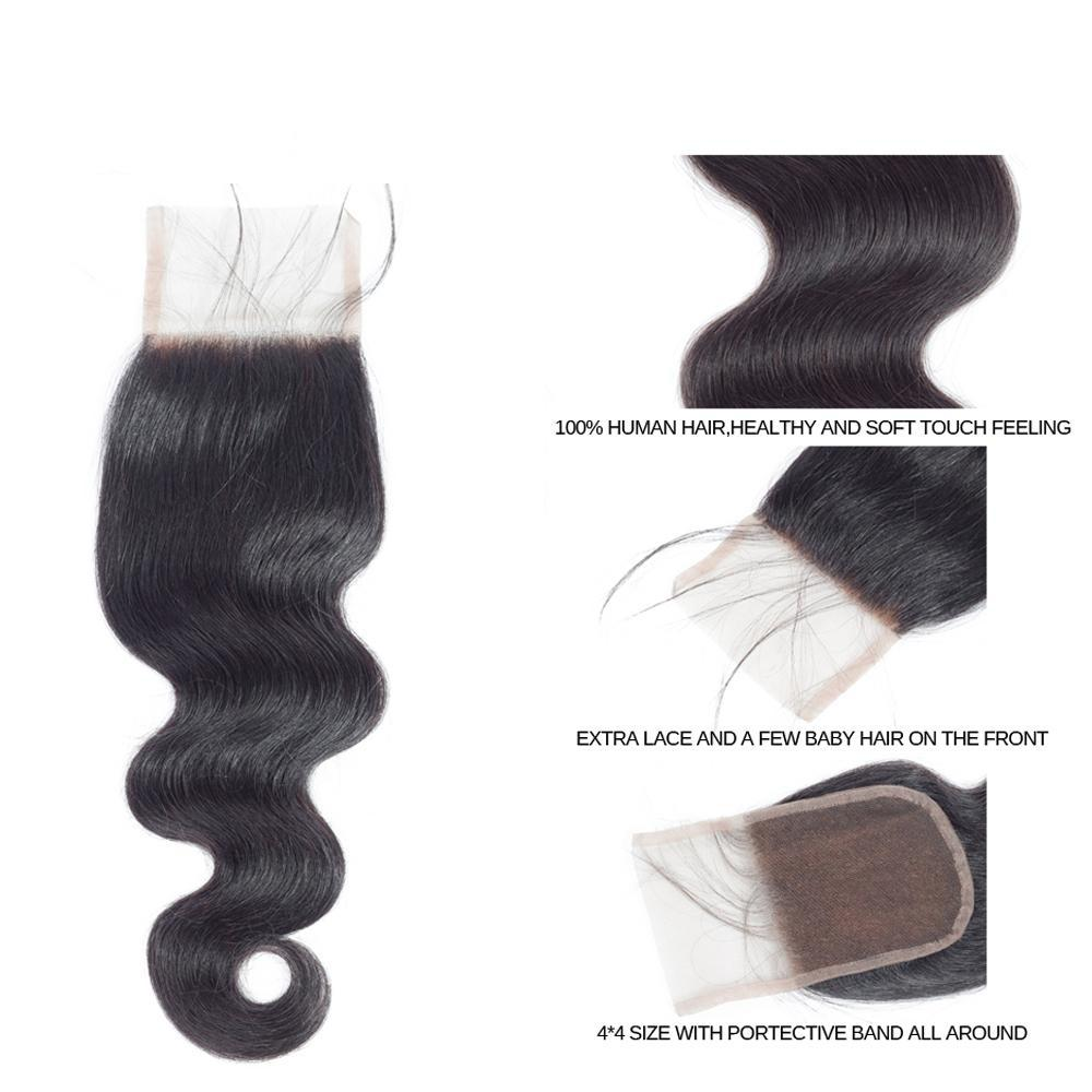High Ratio longest Brazilian Body Wave Human Hair Bundles.