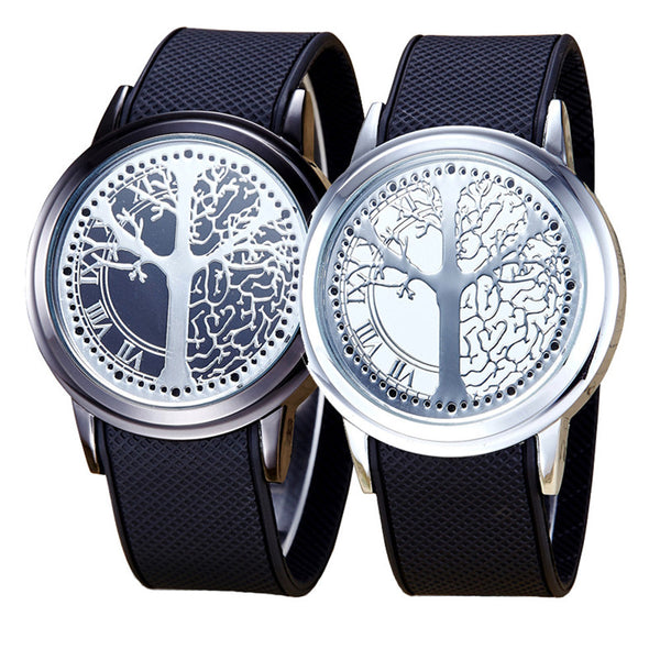 Couple Touch Screen Watch Set